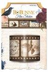 BoBunny - Rose Cafe Collection - Film Sticker