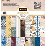 BoBunny - Rose Cafe Collection - 12 x 12 Collection Pack