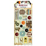 BoBunny - Carnival Collection - Buttons