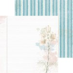 BoBunny - Garden Journal Collection - 12 x 12 Double Sided Paper - Delight