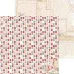BoBunny - Garden Journal Collection - 12 x 12 Double Sided Paper - Gratitude