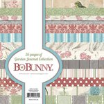 BoBunny - Garden Journal Collection - 6 x 6 Paper Pad