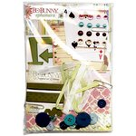 BoBunny - Garden Journal Collection - Ephemera