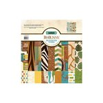 BoBunny - Safari Collection -12 x 12 Collection Pack