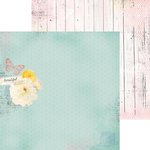 BoBunny - Sweet Life Collection - 12 x 12 Double Sided Paper - Sweet Life