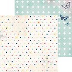 BoBunny - Sweet Life Collection - 12 x 12 Double Sided Paper - Dot
