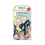 BoBunny - Sweet Life Collection - Noteworthy Journaling Cards