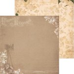 Bo Bunny - Heritage Collection - 12 x 12 Double Sided Paper - Heritage