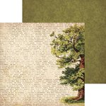 BoBunny - Heritage Collection - 12 x 12 Double Sided Paper - Ancestors
