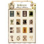 BoBunny - Heritage Collection - Stamp Stickers