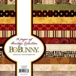 BoBunny - Heritage Collection - 6 x 6 Paper Pad
