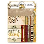 Bo Bunny - Heritage Collection - Misc Me - Journal Contents