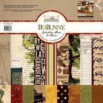 Bo Bunny - Heritage Collection -12 x 12 Collection Pack