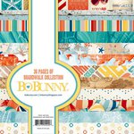 BoBunny - Boardwalk Collection - 6 x 6 Paper Pad