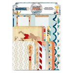 Bo Bunny - Boardwalk Collection - Misc Me - Journal Contents