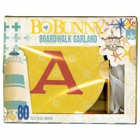 BoBunny - Boardwalk Collection - Garland Box Set