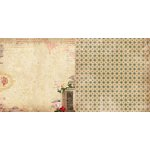 BoBunny - Juliet Collection - 12 x 12 Double Sided Paper - Verona
