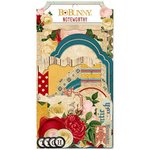 BoBunny - Juliet Collection - Noteworthy Journaling Cards