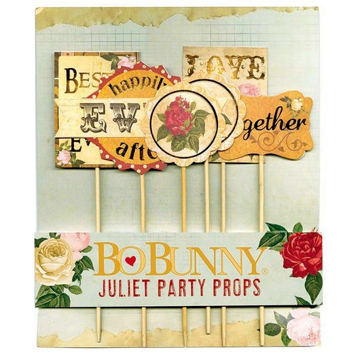 BoBunny - Juliet Collection - Party Props