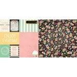 Bo Bunny - Youre Invited Collection - 12 x 12 Double Sided Paper - Soiree