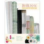 BoBunny - You're Invited Collection - Paper Fans