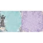 Bo Bunny - Penny Emporium Collection - 12 x 12 Double Sided Paper - Penny Emporium