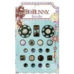 BoBunny - Penny Emporium Collection - Brads