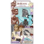 BoBunny - Penny Emporium Collection - Noteworthy Journaling Cards