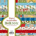 BoBunny - Dear Santa Collection - Christmas - 6 x 6 Paper Pad