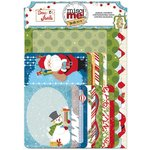 Bo Bunny - Dear Santa Collection - Christmas - Misc Me - Journal Contents