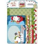 BoBunny - Dear Santa Collection - Christmas - Misc Me - Journal Contents