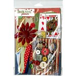 BoBunny - Dear Santa Collection - Christmas - Ephemera