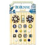BoBunny - Genevieve Collection - Brads