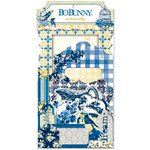 BoBunny - Genevieve Collection - Noteworthy Journaling Cards