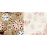BoBunny - Provence Collection - 12 x 12 Double Sided Paper - Provence