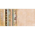 BoBunny - Provence Collection - 12 x 12 Double Sided Paper - Cest Chic