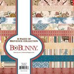 BoBunny - Provence Collection - 6 x 6 Paper Pad