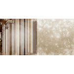BoBunny - Sleigh Ride Collection - Christmas - 12 x 12 Double Sided Paper - Rustic