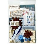 Bo Bunny - Sleigh Ride Collection - Christmas - Ephemera