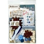 BoBunny - Sleigh Ride Collection - Christmas - Ephemera