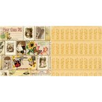 BoBunny - Enchanted Harvest Collection - 12 x 12 Double Sided Paper - Fall