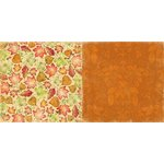 Bo Bunny - Enchanted Harvest Collection - 12 x 12 Double Sided Paper - Foliage