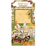 Bo Bunny - Enchanted Harvest Collection - Noteworthy Journaling Cards