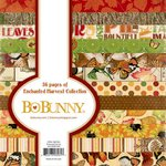 Bo Bunny - Enchanted Harvest Collection - 6 x 6 Paper Pad