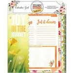 BoBunny - Calendar Girl Collection - Misc Me - Planner Contents