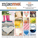 BoBunny - Calendar Girl Collection - Misc Me - Pocket Squares