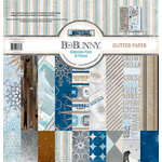 BoBunny - Whiteout Collection - 12 x 12 Collection Pack