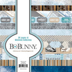 BoBunny - Whiteout Collection - 6 x 6 Paper Pad