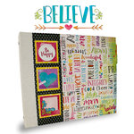 BoBunny - Believe Collection - Journal Kit