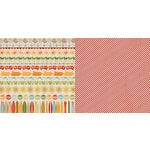 BoBunny - Beach Therapy Collection - 12 x 12 Double Sided Paper - R N R